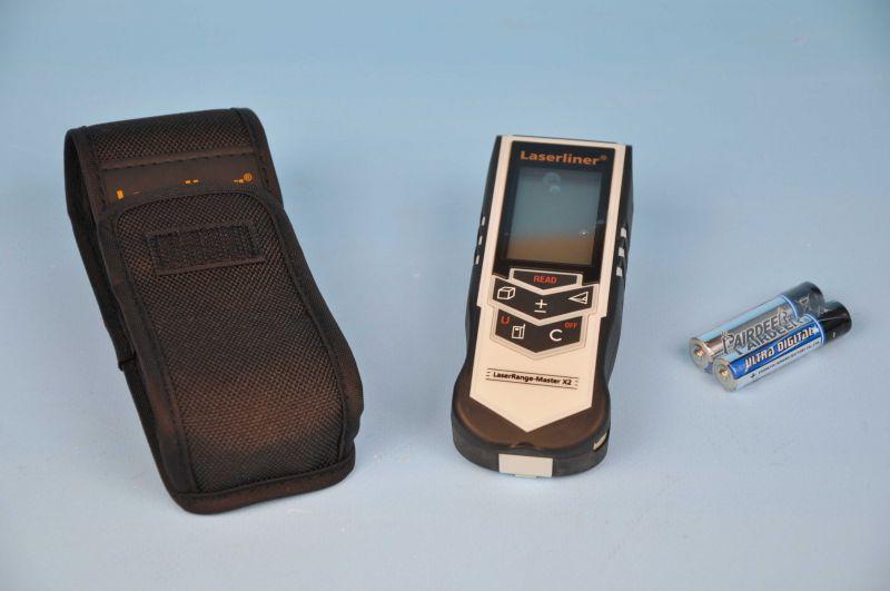 Laser Entfernungsmesser Laserliner : Laserliner distancemaster compact pro laser entfernungsmesser